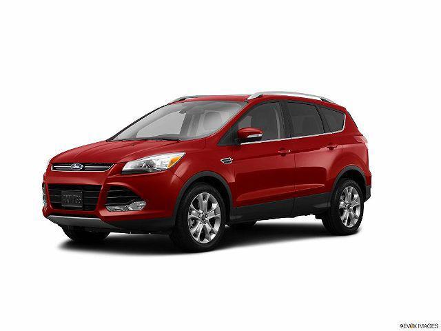 2014 Ford Escape Titanium for sale in Sterling, VA