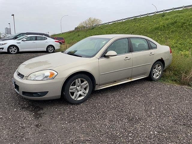2010 Chevrolet Impala LT for sale in Owatonna, MN