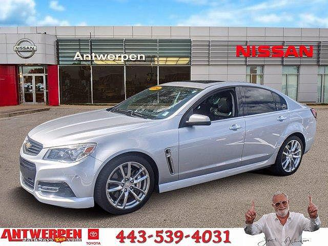2014 Chevrolet SS 4dr Sdn for sale in Clarksville, MD