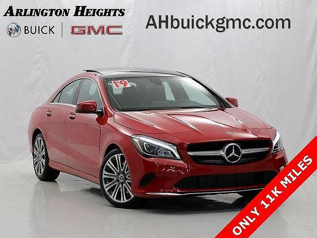 2019 Mercedes-Benz CLA CLA 250 for sale in Arlington Heights, IL
