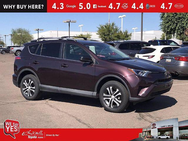 2018 Toyota RAV4 LE for sale in Peoria, AZ
