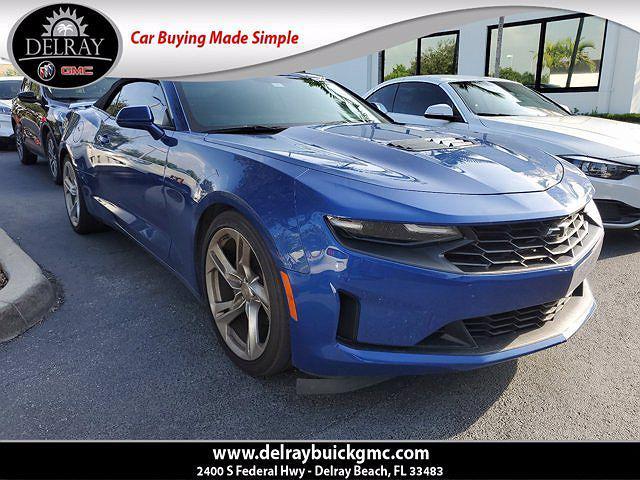2020 Chevrolet Camaro LT1 for sale in Delray Beach, FL