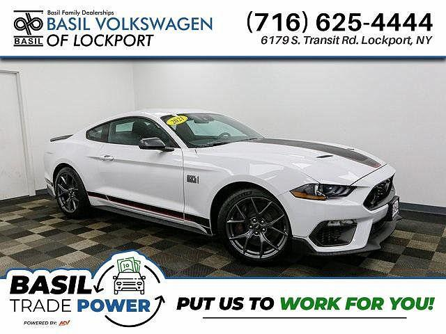 2021 Ford Mustang Mach 1 for sale in Lockport, NY