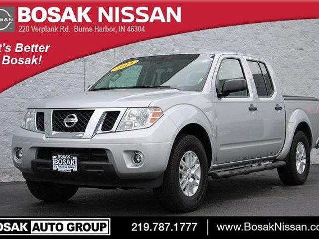 2014 Nissan Frontier SV for sale in Burns Harbor, IN