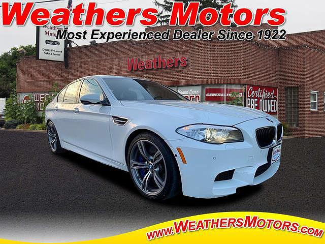 2013 BMW M5 4dr Sdn for sale in Media, PA