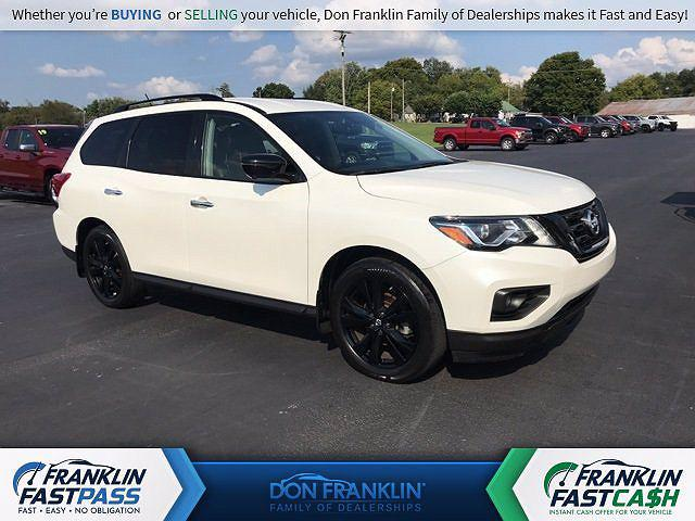 2018 Nissan Pathfinder SL for sale in Monticello, KY