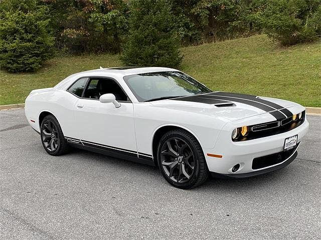 2018 Dodge Challenger SXT Plus for sale in Mount Airy, MD