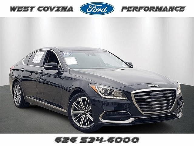 2018 Genesis G80 3.8L for sale in West Covina, CA