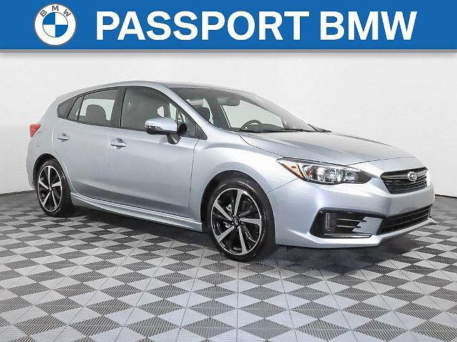 2020 Subaru Impreza Sport for sale in Marlow Heights, MD