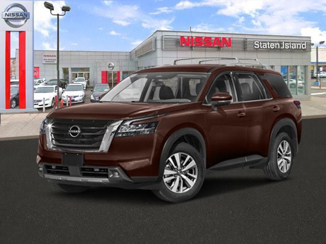 2022 Nissan Pathfinder SL [0]