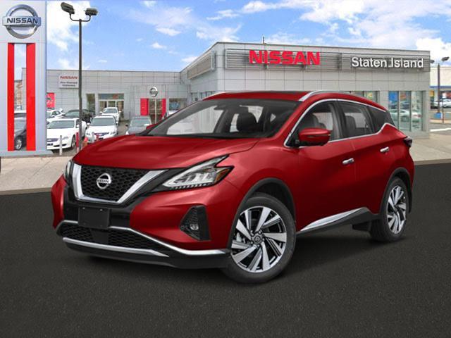 2021 Nissan Murano Platinum [1]