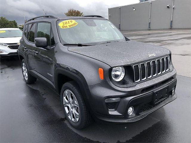 2019 Jeep Renegade Latitude for sale in Evansville, IN