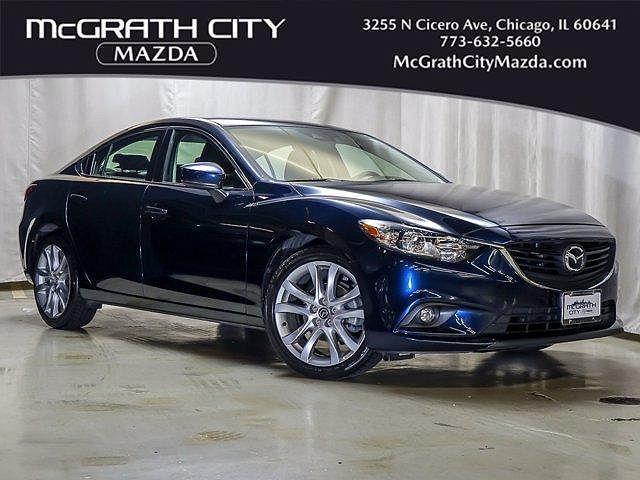 2017 Mazda Mazda6 Touring for sale in Chicago, IL