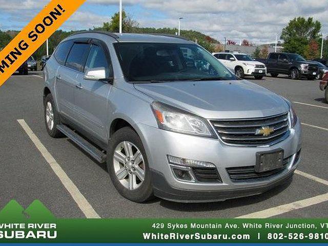 2013 Chevrolet Traverse LT for sale in White River Junction, VT
