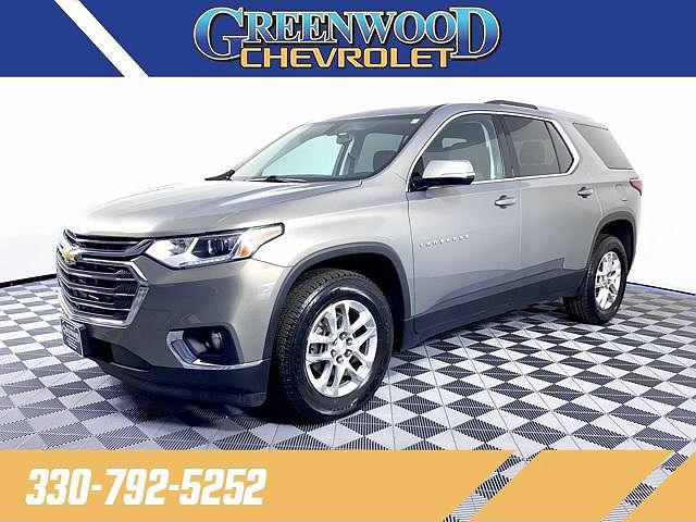 2018 Chevrolet Traverse LT Cloth for sale in Youngstown, OH