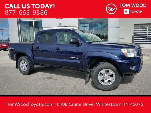 2012 Toyota Tacoma 4WD Double Cab V6 AT (Natl) for sale in Whitestown, IN