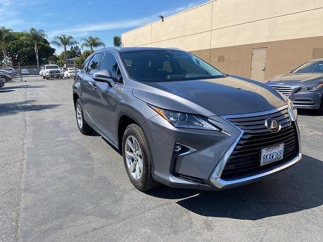 2019 Lexus RX RX 350 for sale in Huntington Beach, CA