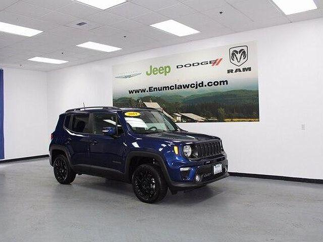 2019 Jeep Renegade Altitude for sale in Enumclaw, WA