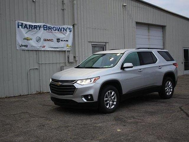 2019 Chevrolet Traverse LT Cloth for sale in Faribault, MN