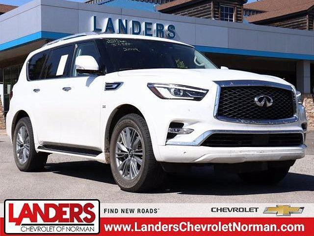 2019 INFINITI QX80 LUXE for sale in Norman, OK