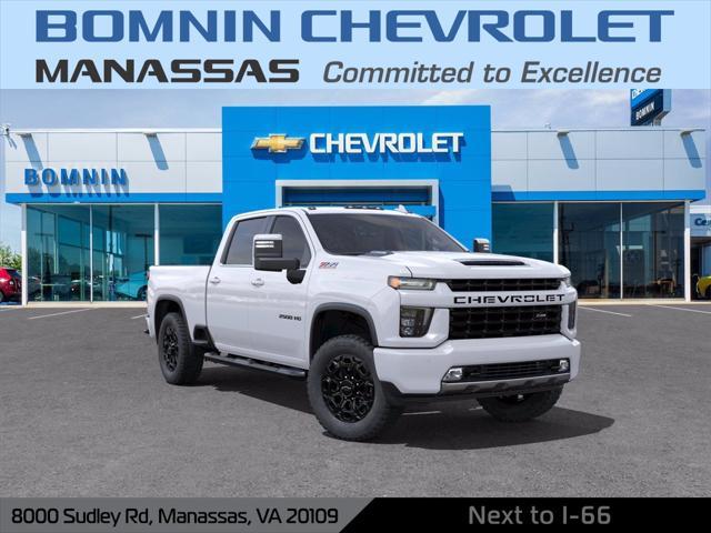 2022 Chevrolet Silverado 2500HD LTZ for sale in Manassas, VA