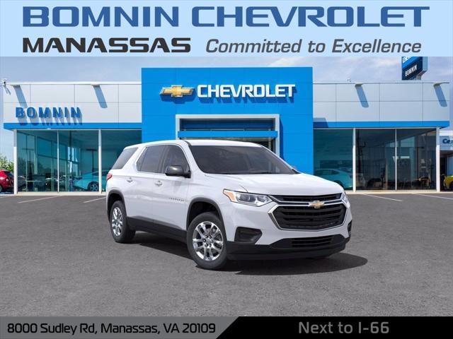 2021 Chevrolet Traverse LS for sale in Manassas, VA