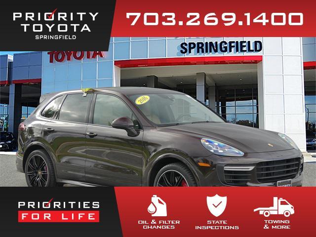 2016 Porsche Cayenne GTS for sale in Springfield, VA