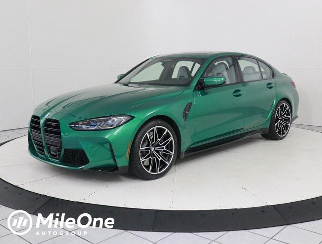 2022 BMW M3 Competition xDrive for sale in Silver Spring, MD