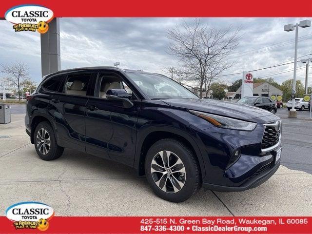 2022 Toyota Highlander XLE for sale in Waukegan, IL
