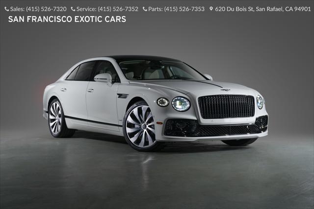 2020 Bentley Flying Spur W12 for sale in San Rafael, CA