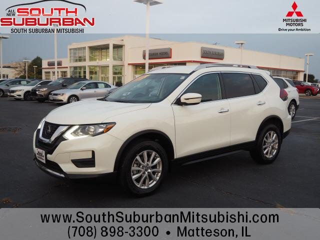 2020 Nissan Rogue S for sale in MATTESON, IL