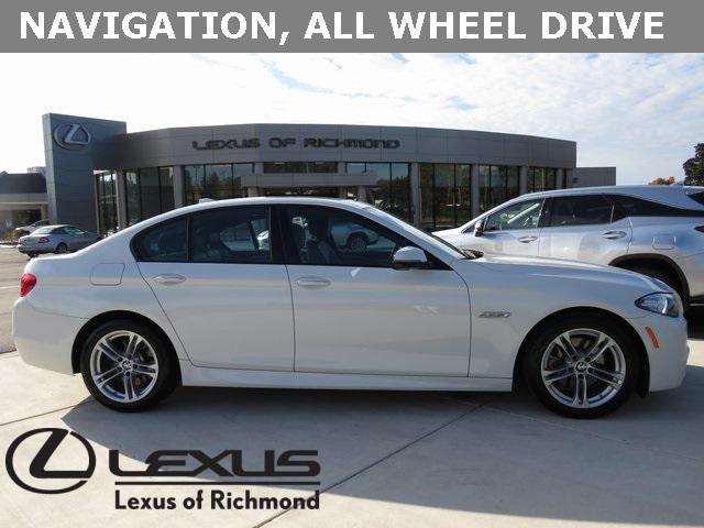 2016 BMW 5 Series 528i xDrive for sale in Richmond, VA