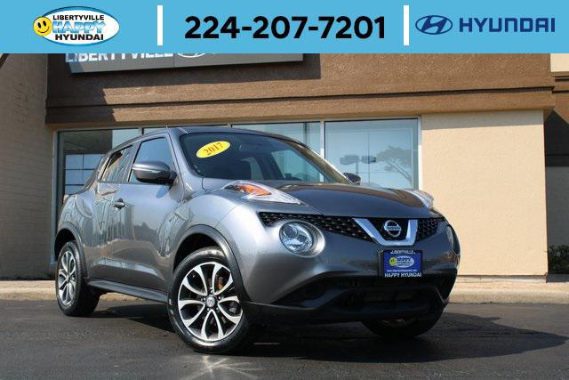 2017 Nissan JUKE SV for sale in LIBERTYVILLE, IL