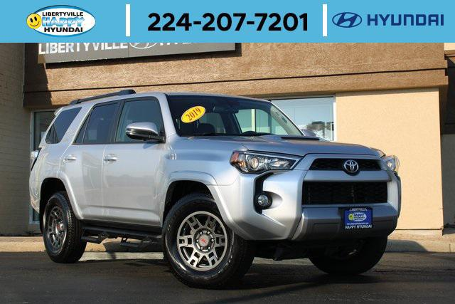 2019 Toyota 4Runner TRD Off Road Premium for sale in LIBERTYVILLE, IL