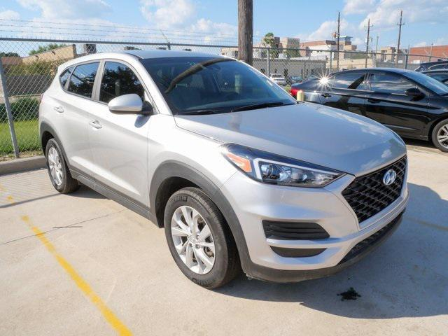 2020 Hyundai Tucson SE for sale in HUMBLE, TX