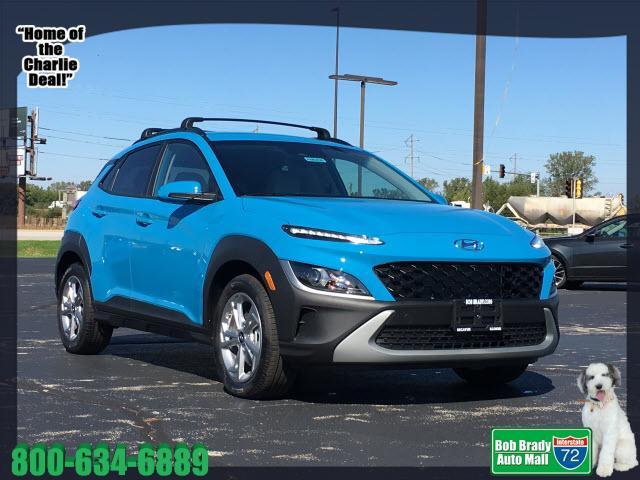 2022 Hyundai Kona SEL for sale in DECATUR, IL