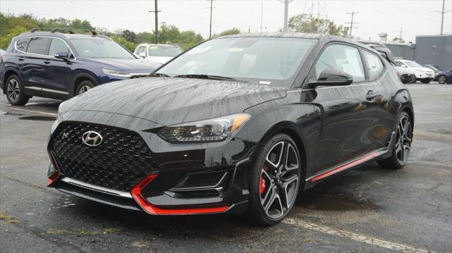 2022 Hyundai Veloster N Manual for sale in HIGHLAND PARK, IL