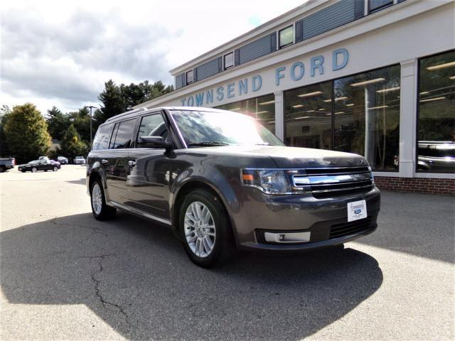 2018 Ford Flex SEL for sale in Townsend, MA