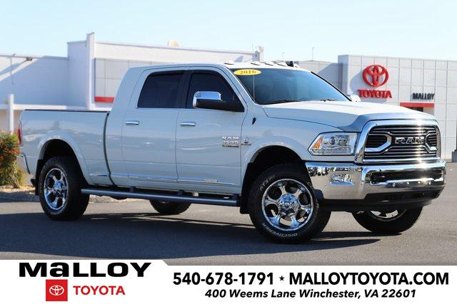 2016 Ram 3500 Longhorn Limited for sale in Winchester, VA