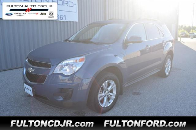 2011 Chevrolet Equinox LT w/1LT for sale in Fulton, MO