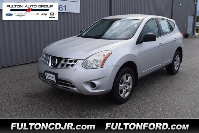 2013 Nissan Rogue S for sale in Fulton, MO