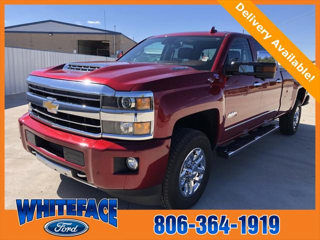 2019 Chevrolet Silverado 3500HD High Country for sale in Hereford, TX