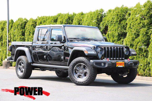 2020 Jeep Gladiator Rubicon for sale in Salem, OR