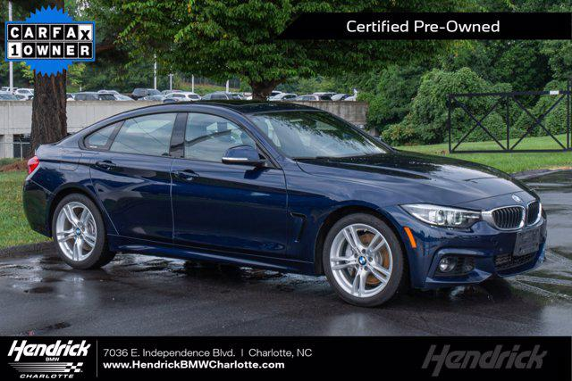 2018 BMW 4 Series 440i xDrive for sale in Charlotte, NC