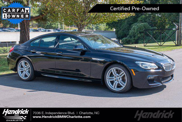 2018 BMW 6 Series 650i for sale in Charlotte, NC