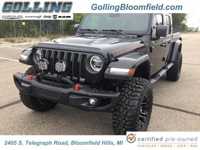 2020 Jeep Gladiator Rubicon for sale in Bloomfield Hills, MI