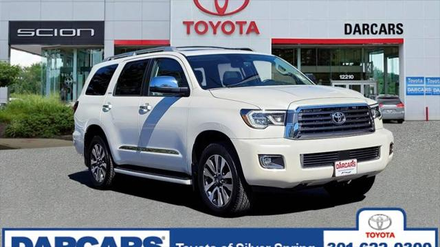 2021 Toyota Sequoia Limited for sale in Silver Spring, MD