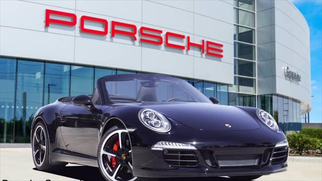2015 Porsche 911 Carrera S for sale in Grapevine, TX