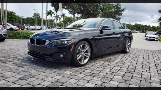 2019 BMW 4 Series 430i for sale in Fort Lauderdale, FL
