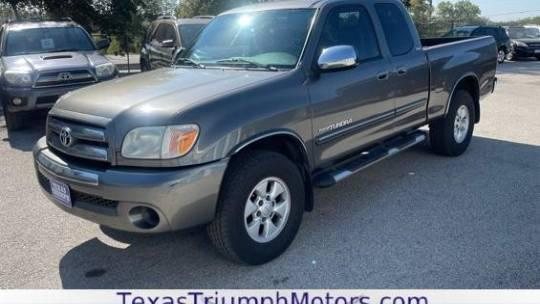 2005 Toyota Tundra SR5 for sale in San Marcos, TX